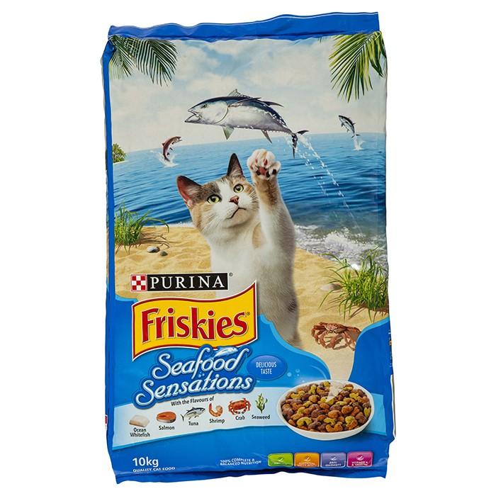 Dry Feline Food