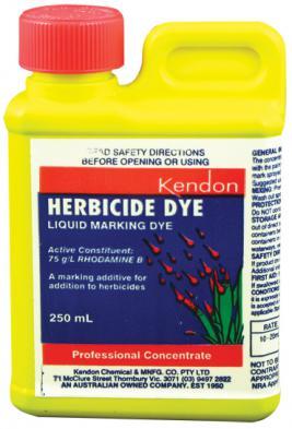 Spray Dyes
