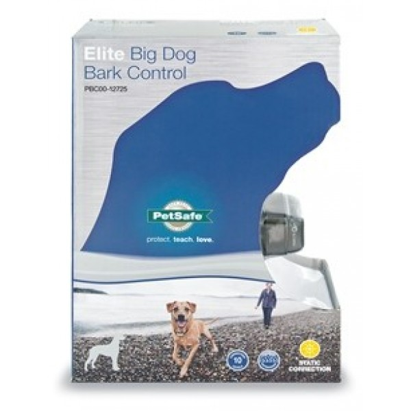 Bark Control & Training Collar