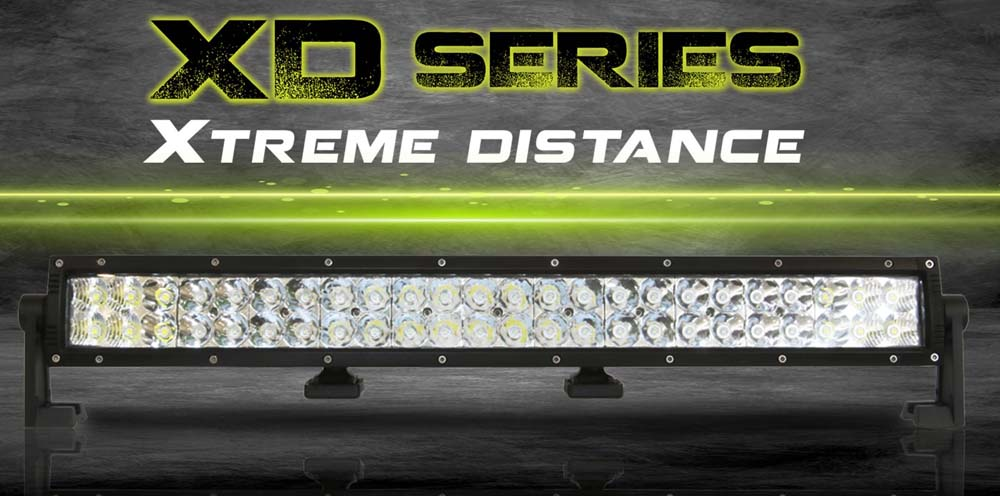LED Bars & Driving Lights