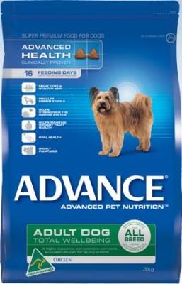 Advance Dog Food