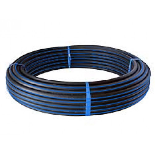 Metric (Blue line) Poly Pipe