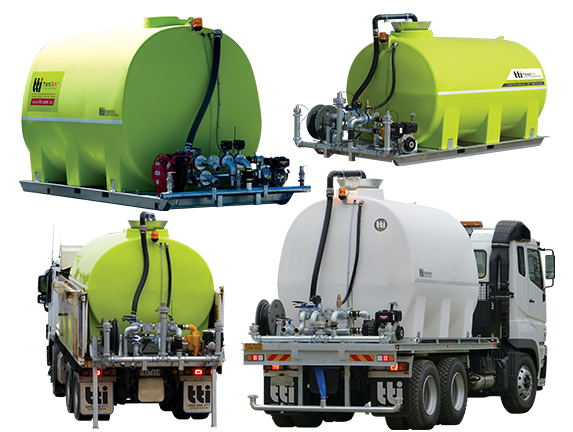 Tanks | Dust Suppression Units