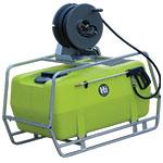 ReelStrike 200L - 12 Volt Spot Sprayer With 30m Hose Reel - 7.5L/min