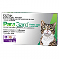 Paragard Allwormer Tablet for Cats & Kittens 4pk