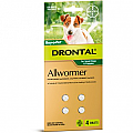 Drontal Allwormer Dogs 3kg x 4 Tablets