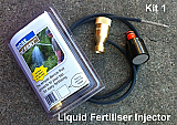 Hose n Fert - Liquid Fertilizer Injector Kit 1 (Standard)