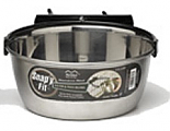 Coop Cup Snap'y Fit Water & Feed Bowl 1L