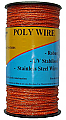 Thunderbird Poly Wire Orange 500m EF40DO