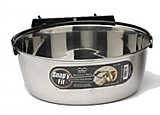 Coop Cup Snap'y Fit Water & Feed Bowl 2L
