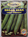 Searles Broad Bean - Long Straight