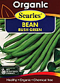 Searles Organic Bean - Bush Green Seeds