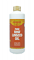 Pure Raw Linseed Oil 500mL Equinade