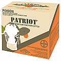 Patriot Insecticidal Cattle Ear Tags 50 Pack