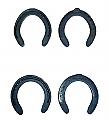 Odwyer Flat Hack Shoe Toeclipped - Full Set
