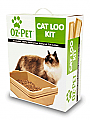 Oz-Pet Cat-Loo Kit Litter 3 Tray System