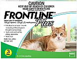 Frontline Plus Cats 3 Pack