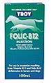 TROY Folic B12 Injection 100mL