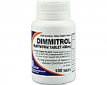 Dimmitrol Heartworm Tablet 400mg 100 Pack