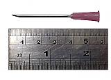 "Needle 18g x 1.5"" each"