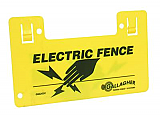 Gallagher Electric Fence Sign - Double Sided G602006