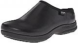 Bogs Oliver Womens Solid Black Clog Size 10