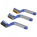 Kincrome Wire Brush Set Medium 3 Piece K6360