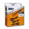 Korr Lighting Orange/White Extension Kit EXTPACKOW