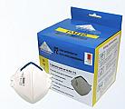 YHS P2 Respirators DM10 Vertical Fold 10 Pack