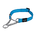 Rogz Obedience Half-Check Collar 'Lumberjack/Extra Large'