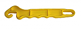 Thunderbird Gate Handle Yellow Hook EF32A