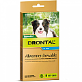 Drontal Allwormer Dogs 10kg x 5 Chews