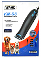 Wahl KM-SS Single Speed Dog Clipper Grooming Pack