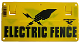 Thunderbird 'Electric Fence' Sign EF15