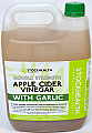 Stockhealth Apple Cider Vinegar Double Strength with Garlic 5L