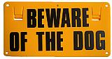 Thunderbird 'Beware of Dog' Sign EF15D