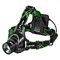 Korr Lighting 10w LED Headlamp (Green)