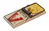 Victor Wooden Mouse Trap 2 Pack