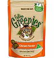 Greenies Feline Chicken Flavour 85g