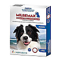 Milbemax Tablets for Dogs Large 5-25kg 2 Pack