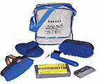 Eureka Pony Club Grooming Kit (Blue)