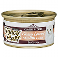 Fancy Feast Salmon Feast in Gravy 24 x 85g