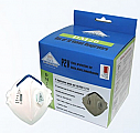 YHS P2V Valved Respirators DM20 Vertical Fold 10 Pack