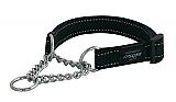 Rogz Obedience Half-Check Collar 'Snake/Medium'